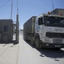 Israel đóng cửa khẩu với Gaza sau vụ nã pháo