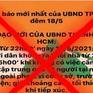 TP Hồ Chí Minh bác thông tin yêu cầu người dân không ra khỏi nhà từ 22h