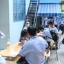 Thầy trò TP Hồ Chí Minh tăng tốc để kết thúc năm học sớm, học sinh lớp 5 hoàn thành bài thi cuối kỳ