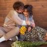 Con gái Mỹ Linh - Anh Quân khoe ảnh đính hôn