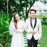 MC Hồng Phúc tung ảnh cưới cùng diễn viên Quỳnh Phượng, kỉ niệm ngày cưới