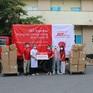 Chuyển phát nhanh J&T Express tiếp sức cùng Việt Nam chống dịch COVID-19
