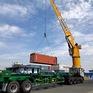 Hàng container qua cảng biển tăng 22% trong nửa năm 2021