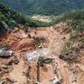 Ngang nhiên phá núi, hủy hoại cây xanh trên rừng phòng hộ