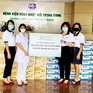 Orgalife trao tặng sản phẩm dinh dưỡng cho bệnh nhân và cán bộ y tế chống dịch COVID-19