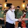 Chủ tịch nước dự Hội nghị sơ kết công tác công an 6 tháng đầu năm