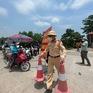 Bắc Giang nới lỏng giãn cách xã hội huyện Yên Dũng