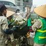 Bắt đầu trả lương cho công nhân vệ sinh môi trường