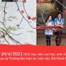 Trường đại học đầu tiên tại Hà Nội cho phép sinh viên trở lại trường