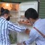 Tủ lạnh cộng đồng chia sẻ thực phẩm mùa dịch