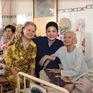 Shark Liên góp 500 triệu đồng giúp người nghèo TP Hồ Chí Minh chống dịch COVID-19