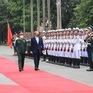 Thúc đẩy quan hệ hợp tác quốc phòng Việt Nam - Anh lên tầm cao mới