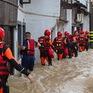 Bão In-Fa đổ bộ vào Trung Quốc gây mưa lớn