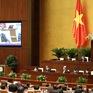 Quốc hội giao Chính phủ thực hiện một số giải pháp cấp bách phòng dịch COVID-19