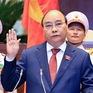 VIDEO: Chủ tịch nước Nguyễn Xuân Phúc tuyên thệ nhậm chức