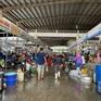 Ghi nhận thêm ca mắc COVID-19, cảng cá lớn nhất miền Trung tạm đóng cửa