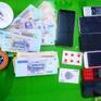 Cần Thơ: Bắt quả tang 11 người đánh bạc trong thời gian giãn cách