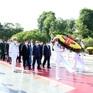Lãnh đạo Đảng, Nhà nước tưởng niệm các anh hùng, liệt sĩ