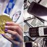 Huy chương Olympic Tokyo được tái chế từ gần 80.000 tấn đồ điện tử