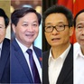 Chân dung 4 Phó Thủ tướng Chính phủ nhiệm kỳ 2021 - 2026