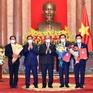 Chủ tịch nước trao quyết định bổ nhiệm các thành viên Chính phủ nhiệm kỳ 2021-2026