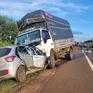 2 xe ô tô đối đầu, 3 người tử vong tại chỗ