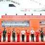 Bàn giao tàu tìm kiếm cứu nạn tàu ngầm đa năng