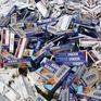 Thu giữ 4.500 bao thuốc lá lậu trong thời điểm giãn cách xã hội