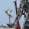 Công trình nghệ thuật giữa hiện trường vụ nổ ở Beirut