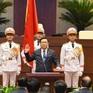 Chủ tịch Quốc hội Campuchia gửi điện chúc mừng Chủ tịch Quốc hội Vương Đình Huệ