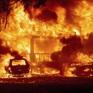 Cháy rừng lan nhanh ở California, hàng nghìn người phải sơ tán