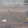 Chỉ đạo chôn trộm 257 tấn rác thải công nghiệp, một giám đốc bị khởi tố