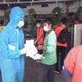 Quá tải test nhanh COVID-19 ở các trung tâm y tế do số lượng shipper tăng đột biến