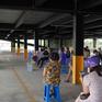 """Người dân TP Hồ Chí Minh tranh thủ tiêm vaccine để được cấp """"thẻ xanh COVID-19"""""""