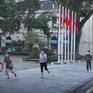 Tập thể dục, dắt chó đi dạo quanh hồ Hoàn Kiếm, 4 người phụ nữ bị phạt 8 triệu đồng