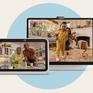 Facebook ra mắt màn hình thông minh Portal Go và Portal Plus