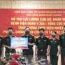 Công đoàn Quân đội chung tay hỗ trợ phòng chống dịch COVID-19