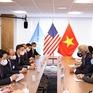 Chủ tịch nước hội kiến với lãnh đạo các nước và tổ chức quốc tế