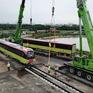 Dừng thi công ngầm dự án đường sắt đô thị Nhổn - ga Hà Nội