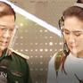 Diễn viên Minh Cúc tham gia thử thách với Lữ đoàn thông tin 601