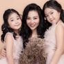 Hai con gái xinh đẹp của Thanh Hương