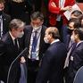 Chủ tịch nước trao đổi với đại diện các nước Ủy viên thường trực Hội đồng Bảo an LHQ