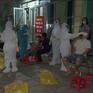 Hà Nam: Đến từng nhà người dân lấy mẫu xét nghiệm xuyên đêm