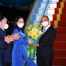 Chủ tịch nước Nguyễn Xuân Phúc kết thúc tốt đẹp chuyến thăm Cuba và dự Phiên họp cấp cao Khóa 76 Đại hội đồng LHQ