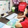 Hà Nội: Việc dạy học trực tuyến đã dần ổn định