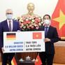 Đức hỗ trợ Việt Nam thêm 2,6 triệu liều vaccine ngừa COVID-19