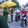 Đề xuất tăng mức phạt gấp 10 lần người đi xe máy không biển số, che biển