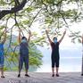 """Hơn 2 tháng """"bó gối"""", người dân Hà Nội phấn khởi ra đường tập thể dục trở lại"""
