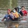 6 người thiệt mạng, 2 người mất tích trong trận lũ lụt do bão nhiệt đới Dianmu ở Thái Lan