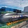Hàn Quốc ra mắt tàu ngầm nội địa thứ ba trang bị tên lửa đạn đạo